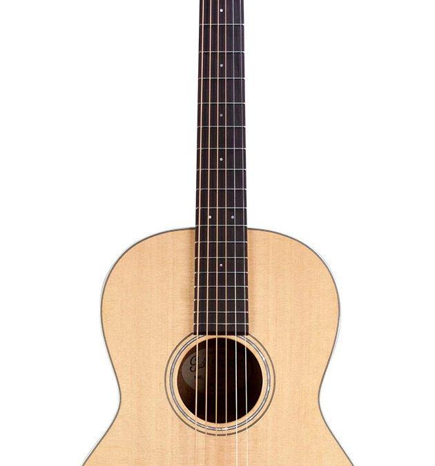 Guild Starfire I Jet 90 Satin Gold Electric Guitar
