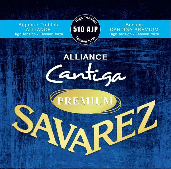 Savarez 510AJP – Cantiga Premium Basses, Alliance Trebles