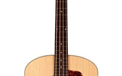 Guild B-240EF – Fretless Acoustic Electric Bass Guitar