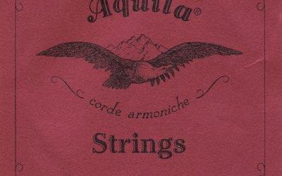 Aquila 86U Red Series – Concert Ukulele Strings – Low G Tuning – Best Value in Upgrading Your Ukulele Strings!