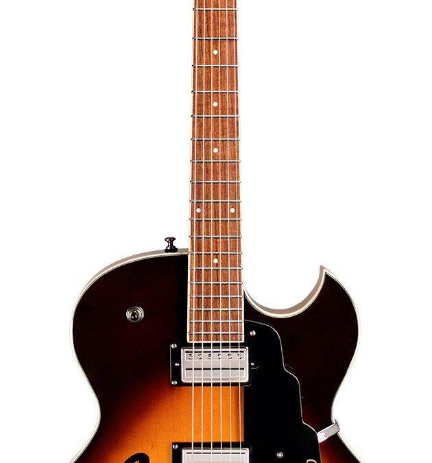 Guild Starfire I SC – Semi-hollow Body Electric Guitar – Single Cut – Antique Burst
