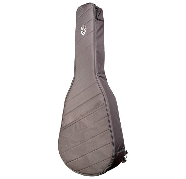Guild Deluxe Acoustic Gig Bag Jumbo – Black