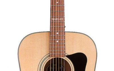Guild A-20 Marley, Solid Spruce Dreadnought Steel String Guitar from The Westerly Collection