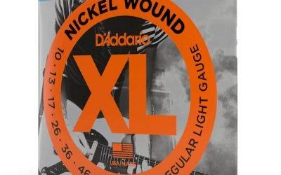 D'Addario 10-46 Regular Light Set – EXL110